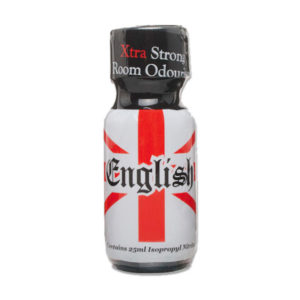 English Extra Strong Poppers 25ml