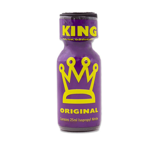 King Original Poppers 25ml