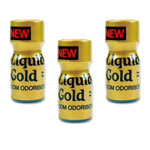 Liquid Gold Room Odourisers 3 Pack