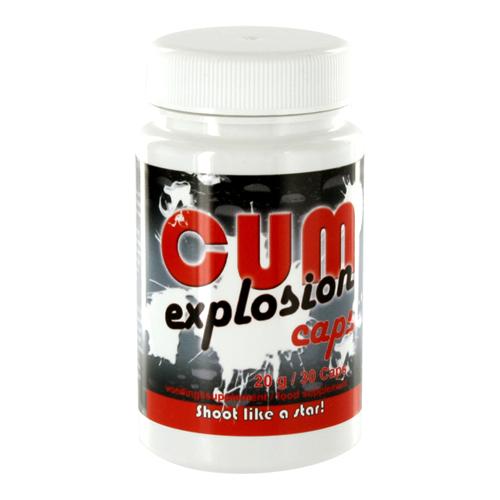 Cum Explosion Capsules Bottle